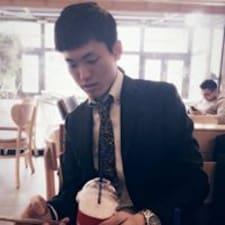 Daeyong felhasználói profilja