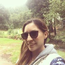 Profil Pengguna Diana Berenice
