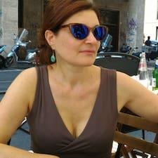 Roberta的用戶個人資料