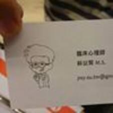 Profil utilisateur de Yi-Hsien