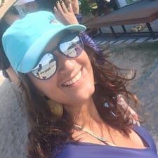 Cláudia - Uživatelský profil