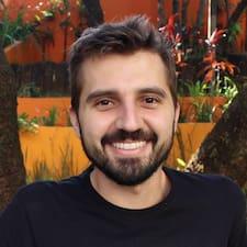 Vinícius felhasználói profilja