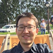 Profil utilisateur de Jiachen