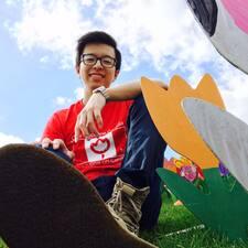 Ruikang felhasználói profilja