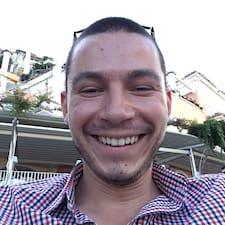 Atanas felhasználói profilja