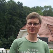 Profil Pengguna Klaus