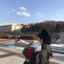 Henkilön Hyunsook käyttäjäprofiili