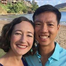 Jason & Laura felhasználói profilja