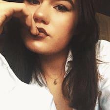 Profil utilisateur de Blanche