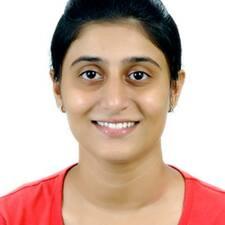 Nutzerprofil von Vishakha