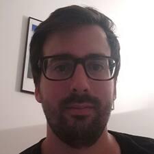 Perfil do utilizador de Jérôme