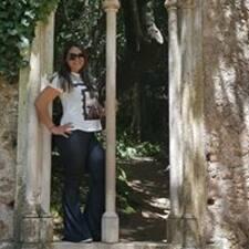 Mariah felhasználói profilja