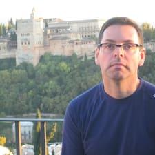 Henkilön Luis Guillermo käyttäjäprofiili