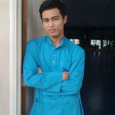 Muhamad felhasználói profilja