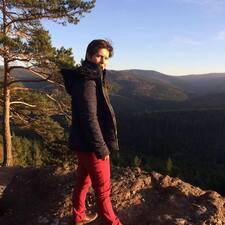 Nutzerprofil von Alizé
