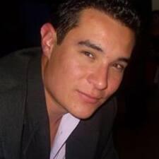 Cesar felhasználói profilja