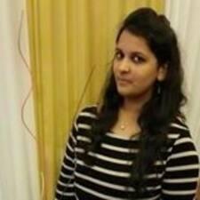 Profilo utente di Sudha