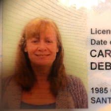 Deborah用戶個人資料