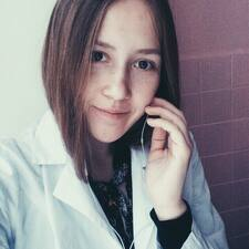 Profil korisnika Полина