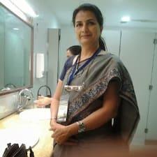 Nutzerprofil von Savita