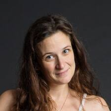 Luciana María felhasználói profilja