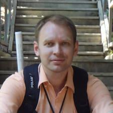 โพรไฟล์ผู้ใช้ Григорий