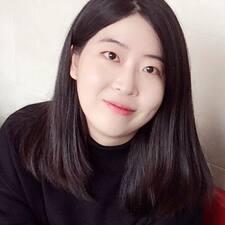 Yukyeong的用戶個人資料