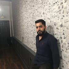 Henkilön Hasan käyttäjäprofiili