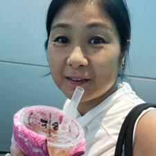 Perfil do usuário de Naoko