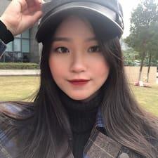 梓欣 felhasználói profilja