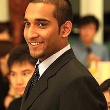 Zareef felhasználói profilja
