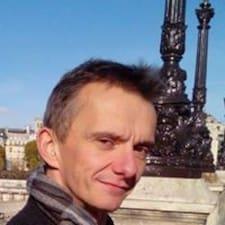 Профиль пользователя Pierre