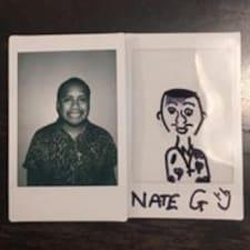 Perfil do usuário de Nate