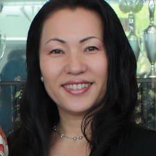 Profil utilisateur de Kumiko