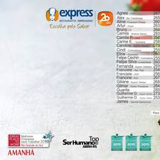 Express User Profile