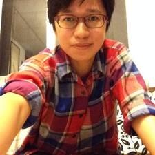 Hsiao Ning felhasználói profilja