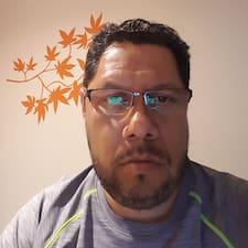 Användarprofil för Francisco