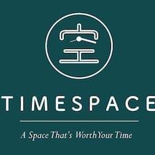 Timespace Brugerprofil