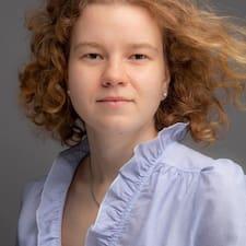 Profil uporabnika Mary