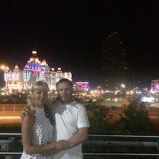Profilo utente di Andrey & Tatiana