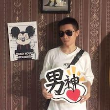 Профиль пользователя Guoliang