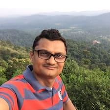 Profil Pengguna Mahesh