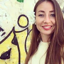 Användarprofil för Laura