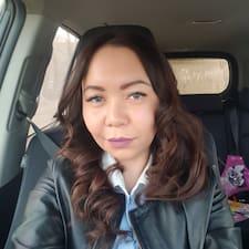 Profil utilisateur de Жанна