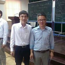 Tạ User Profile