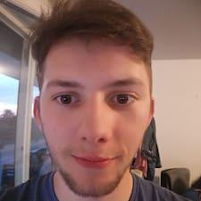Perfil do utilizador de Alex