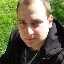 Arkadiusz felhasználói profilja