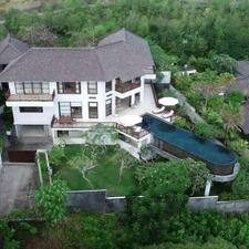 Villa Ali Agung User Profile