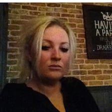 Faye - Uživatelský profil