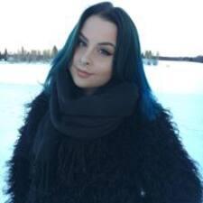 Elina - Uživatelský profil